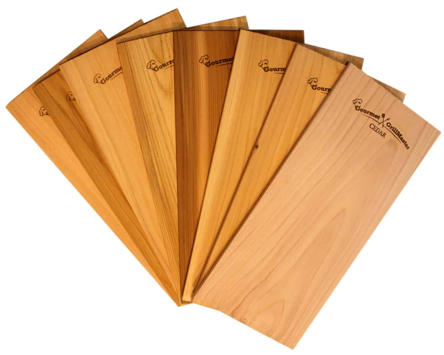 Grill Planks Which Types Of Wood Should I Pair With My