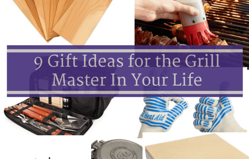 9 Holiday Gift Ideas for the Grill Master in Your Life