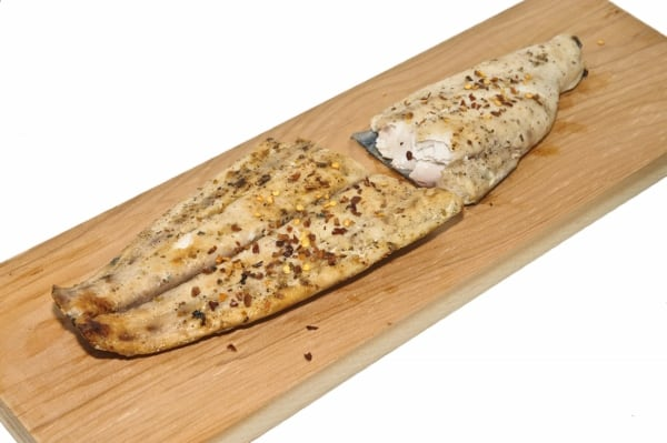 How easy is it to use cedar planks for grilling fish for Grilling fish on cedar plank