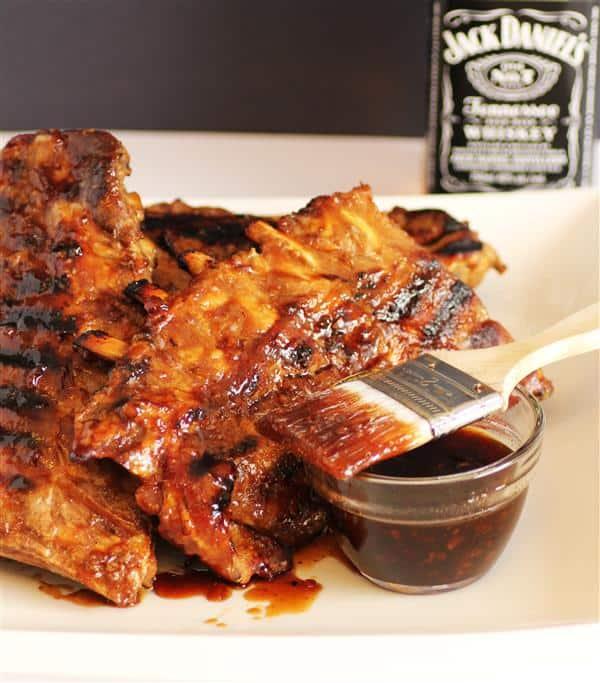 TGI Friday's Jack Daniels Grill Glaze