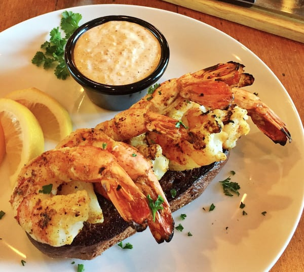 Outback Steakhouse Grilled Shrimp on the Barbie