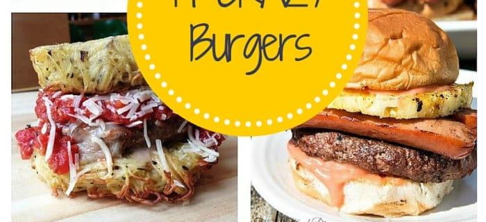 17 Crazy Burger Recipes
