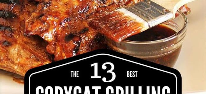 The Best Copycat Grilling Recipes